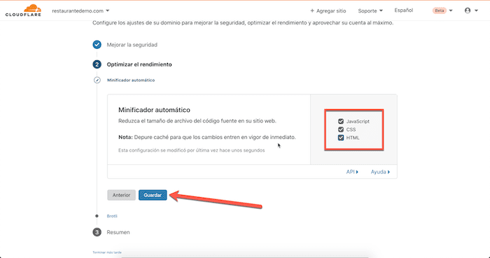 23 optimize la minificacion