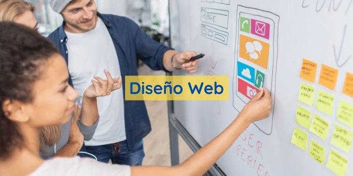 servicios diseno de paginas web